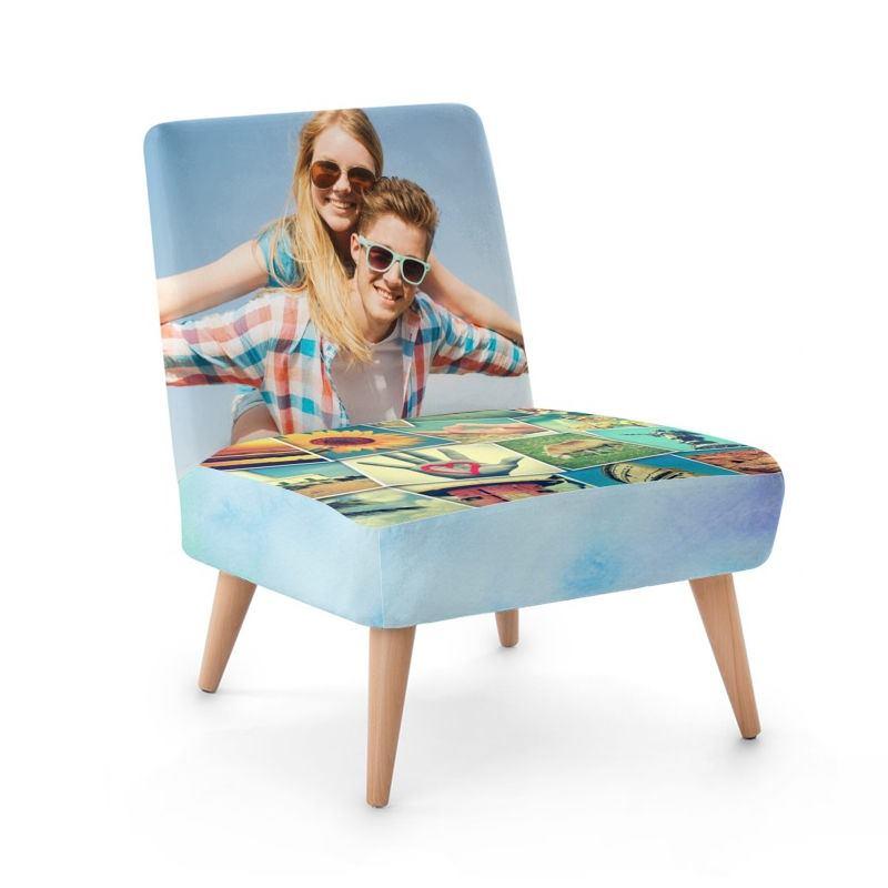 Petit fauteuil personnalis impression sur petit fauteuil - Petits fauteuils design ...