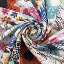 printing Jersey stretch fabric