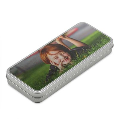 Pencil Box Tin