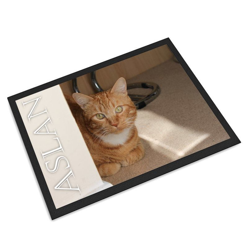 Personalized Pet Mat Personalized Pet Feeding Mats With
