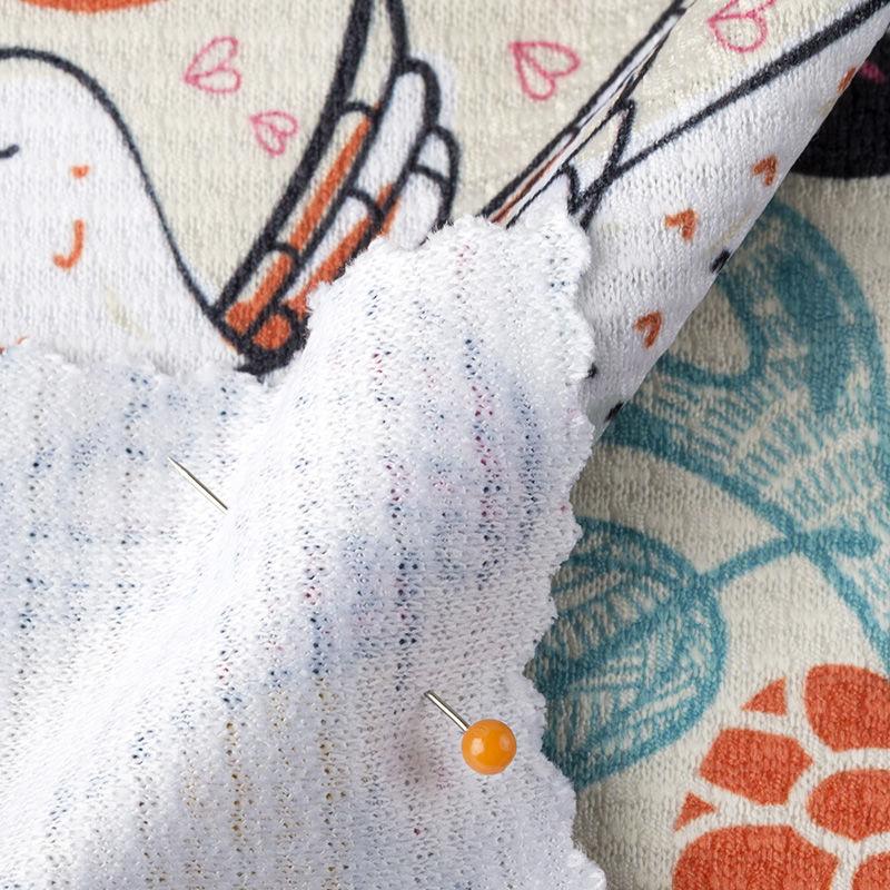 Impresión en Tela de Punto Piqué | Diseña tejidos Jersey