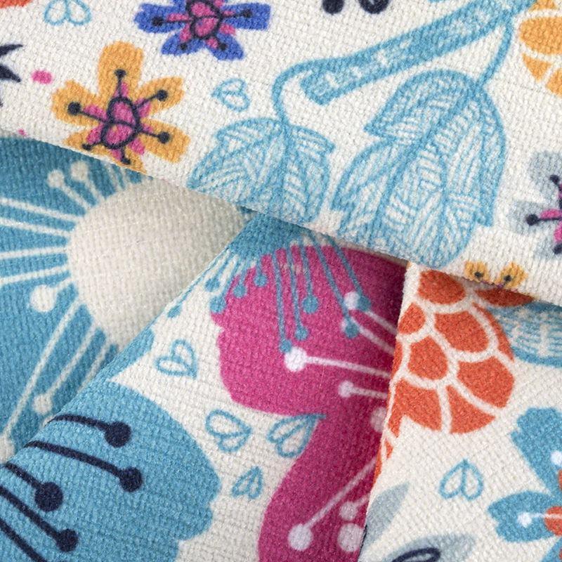 Chenille Printing Fantastic Woven Fabrics Customised Uk