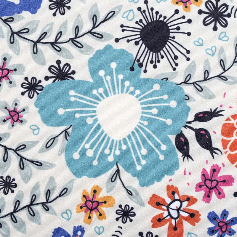 Badeanzug stoff bedrucken stoff f r badeanzug gestalten - Wandgestaltung mit stoff ...