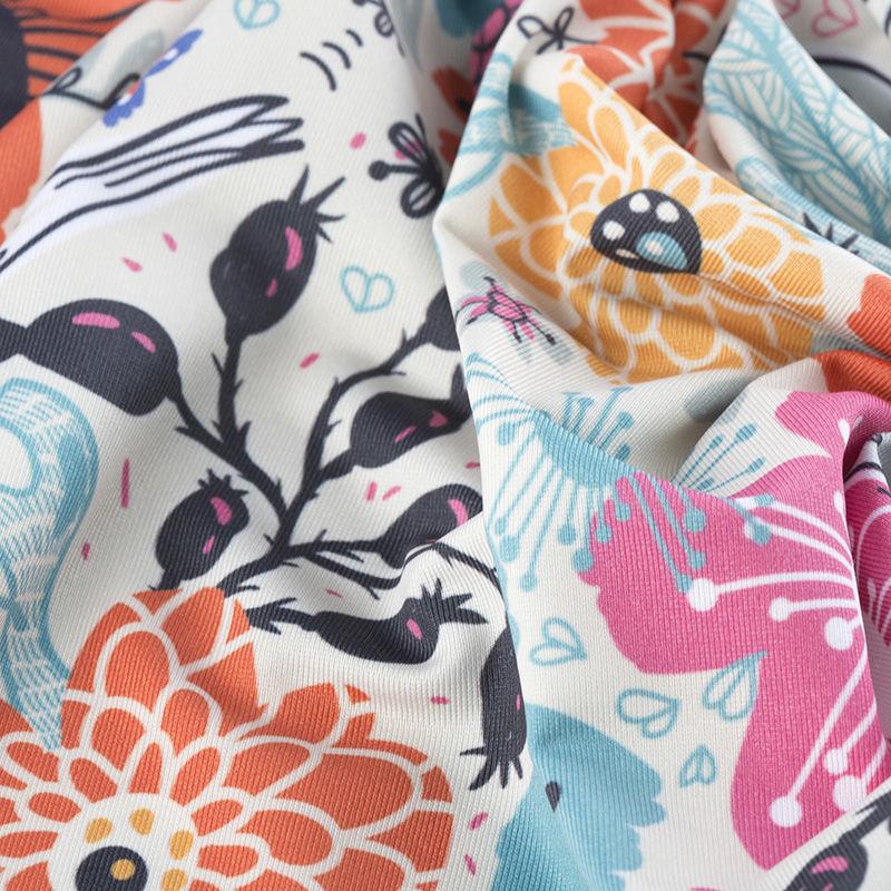 badeanzug stoff bedrucken stoff f r badeanzug personalisieren. Black Bedroom Furniture Sets. Home Design Ideas