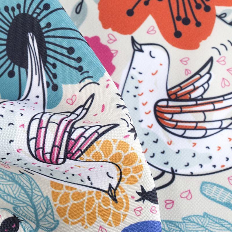 create your own Panama Flo textile