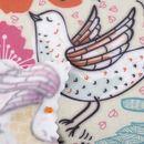 Scroll paper wallpaper pattern photo