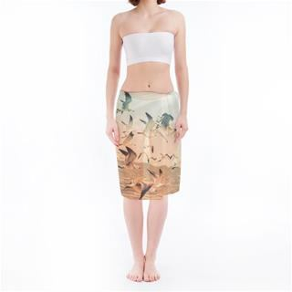 half size sarong skirt for holiday
