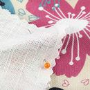 綿 亜麻 布 印刷