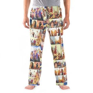 Personalized Men's Pajamas