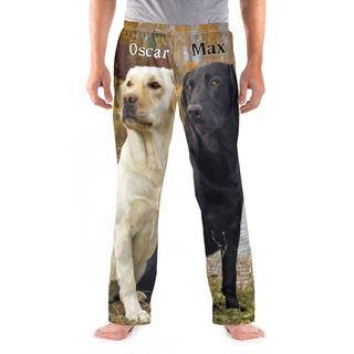 Men's Custom Pajamas