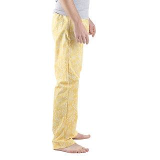 personalized pajama bottoms full length