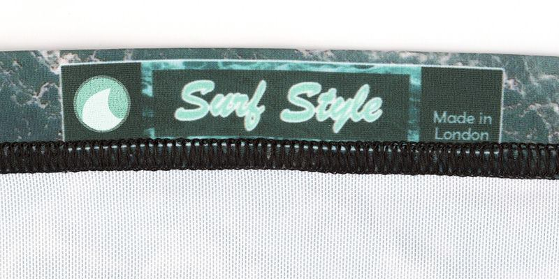 Leggings Printed Label Photo