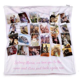mantas con fotos personalizadas