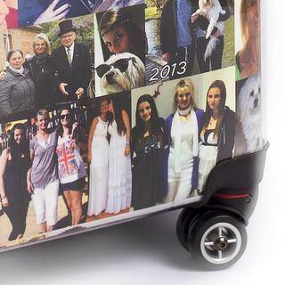 trolley personalizzato con stampa foto