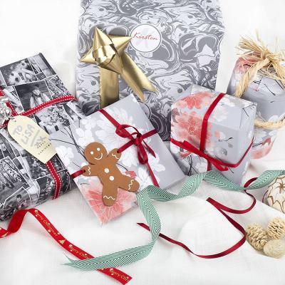 papel de regalo diseñado
