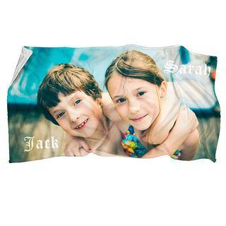 stampa su asciugamano