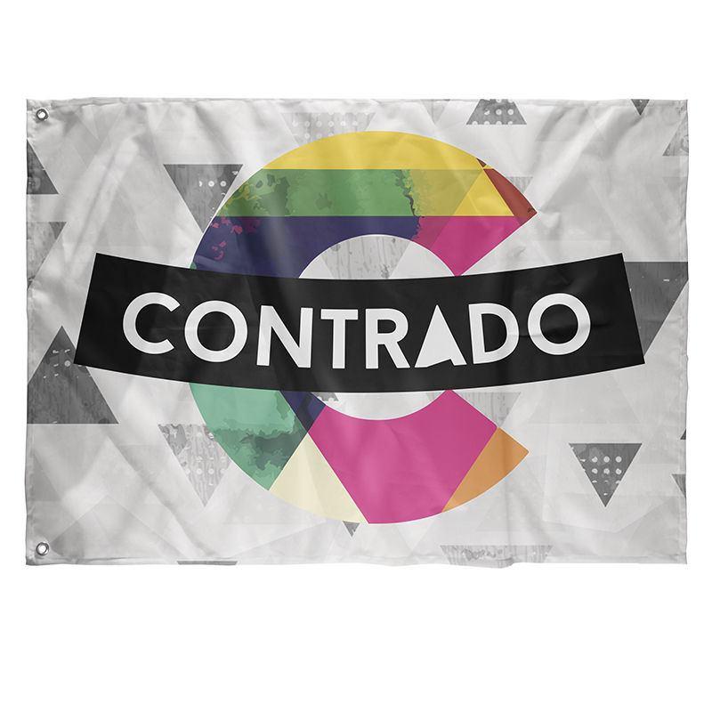 Bandera personalizada online España