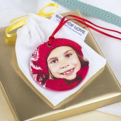 Decorazione natalizia personalizzata