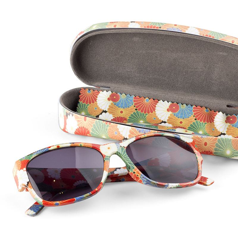 custom sunglasses with case
