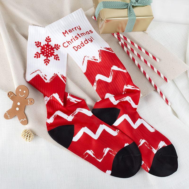 Print your own personalised socks