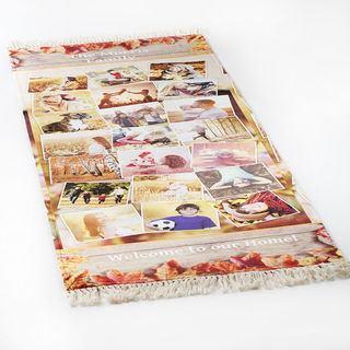 tappeti personalizzati con foto