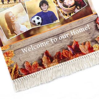 make your own rug for family home