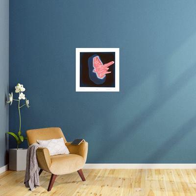 Decoraci n de paredes con fotos impresiones de madera - Decoracion de paredes con fotos ...