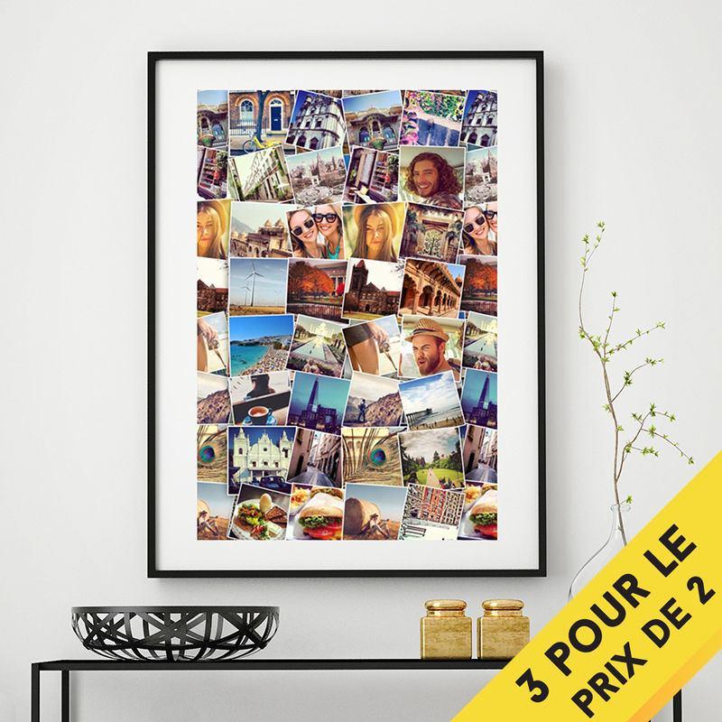 Préférence Posters personnalisés photomontage | Photomontage sur poster OQ02