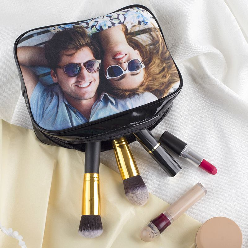 photo makeup bag