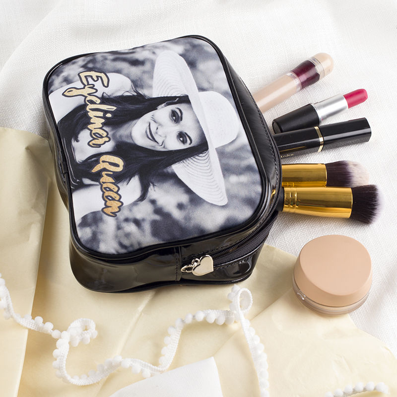 Personalized Makeup Bags Photo