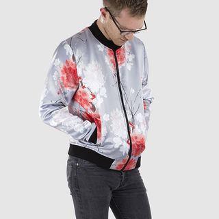 customized bomber jacket