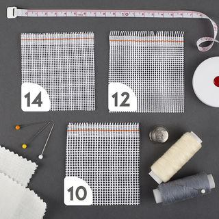 tapestry fabric count options