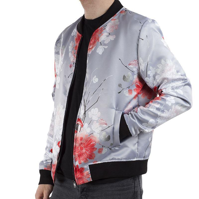 Chaqueta bomber personalizada dise a chaquetas originales for Chaquetas de cocina originales