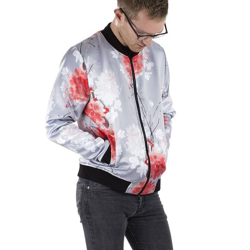 Personalised Bomber Jacket: Custom Bomber Jacket UK