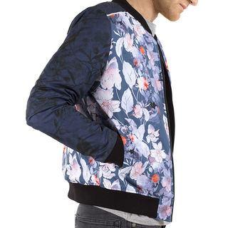 custom printed bobmer jacket