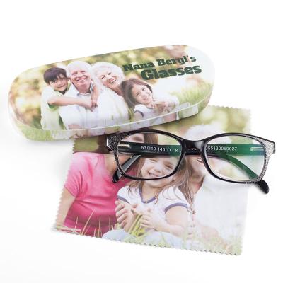 étui à lunettes personnalisées pour fête des mères