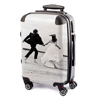 Customised Suitcase for honeymoon