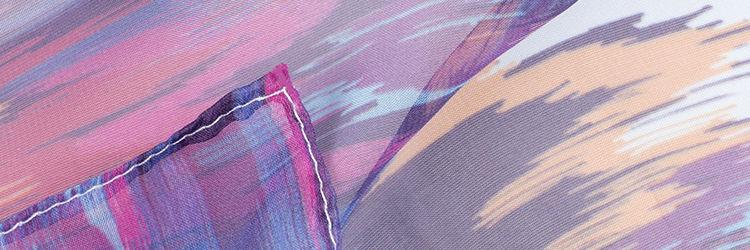 シフォン スカーフ