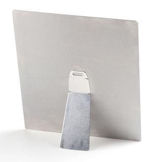 portafoto alluminio da tavolo