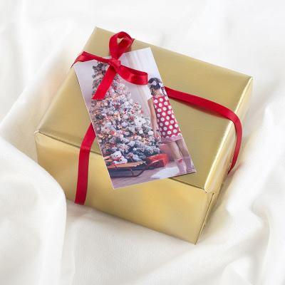 Étiquettes personnalisables cadeaux