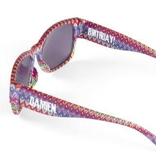 occhiali personalizzati con nome
