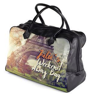 personalised travel bags