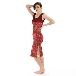 robe personnalisable sans manche