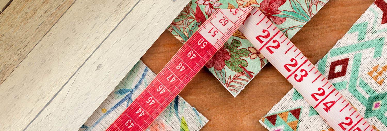 Custom printed fabrics