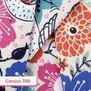 printable canvas fabric 300 gsm