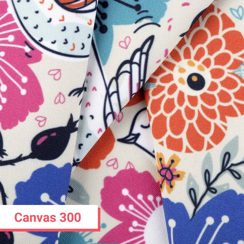 image regarding Printable Textiles titled Canvas Cloth Printing. Posted Canvas Material with Your Style