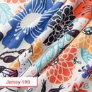 !90 Jersey gsm print photo on fabric