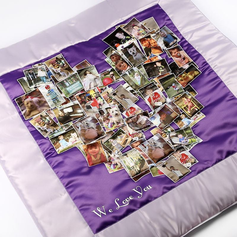 Photo Quilt Uk Personalised Patchwork Amp Memory Quilts