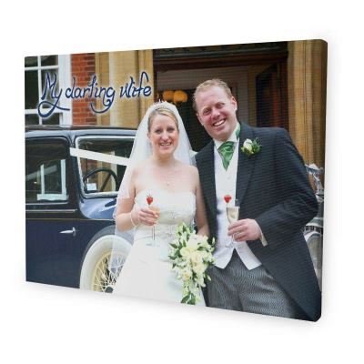 Personalised Message Canvas