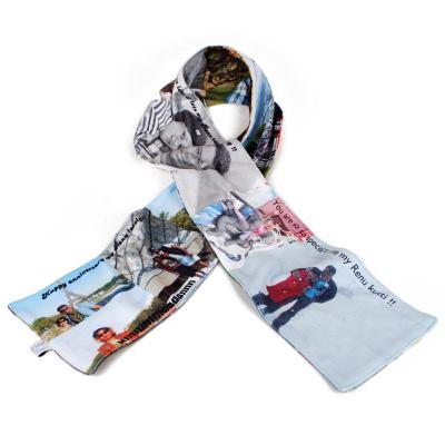 halsduk med eget tryck